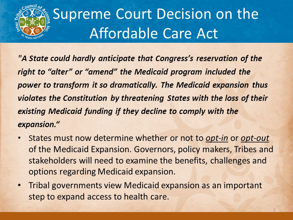 ACA/IHCIA Implementation… Section 703.