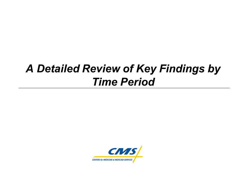 A Detailed Review of Key Findings by Time Period