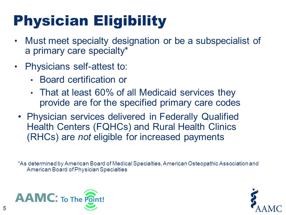 States have option to reimburse at Medicare office rate as alternative to making site of service adjustments States can either make all appropriate geographic adjustments made by Medicare or develop rates based on the mean over all counties for each code covered by rule CMS will develop a fee schedule for services unique to Medicaid FFS Payments 6