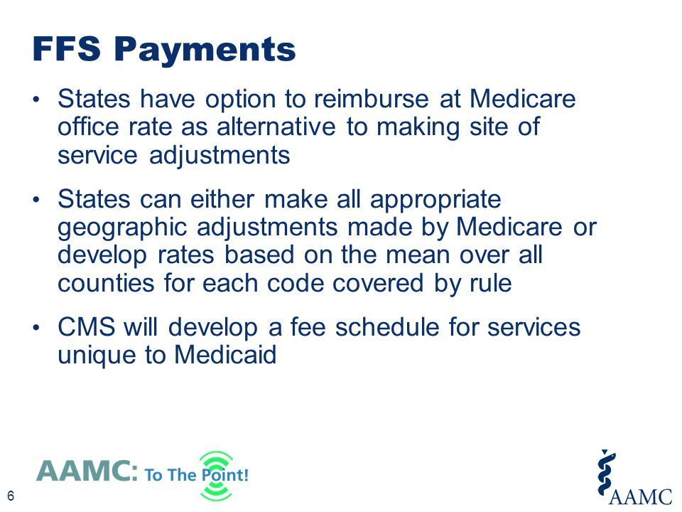 States/MCOs will develop methodology for defining 2009 base rate Deadline: end of first quarter CY2013 CMS must approve of methodology before increased payments are provided Eligible claims submitted in CY2013 before CMS approval will be reimbursed at CY2012 negotiated rates Services paid at 2012 rates will be adjusted following CMS approval of methodology Managed Care Contracts 7
