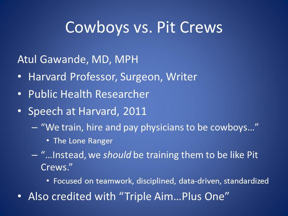 Cowboys vs.