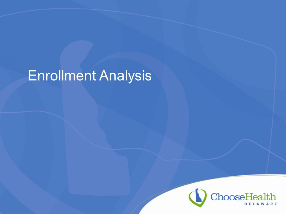 Enrollment Analysis