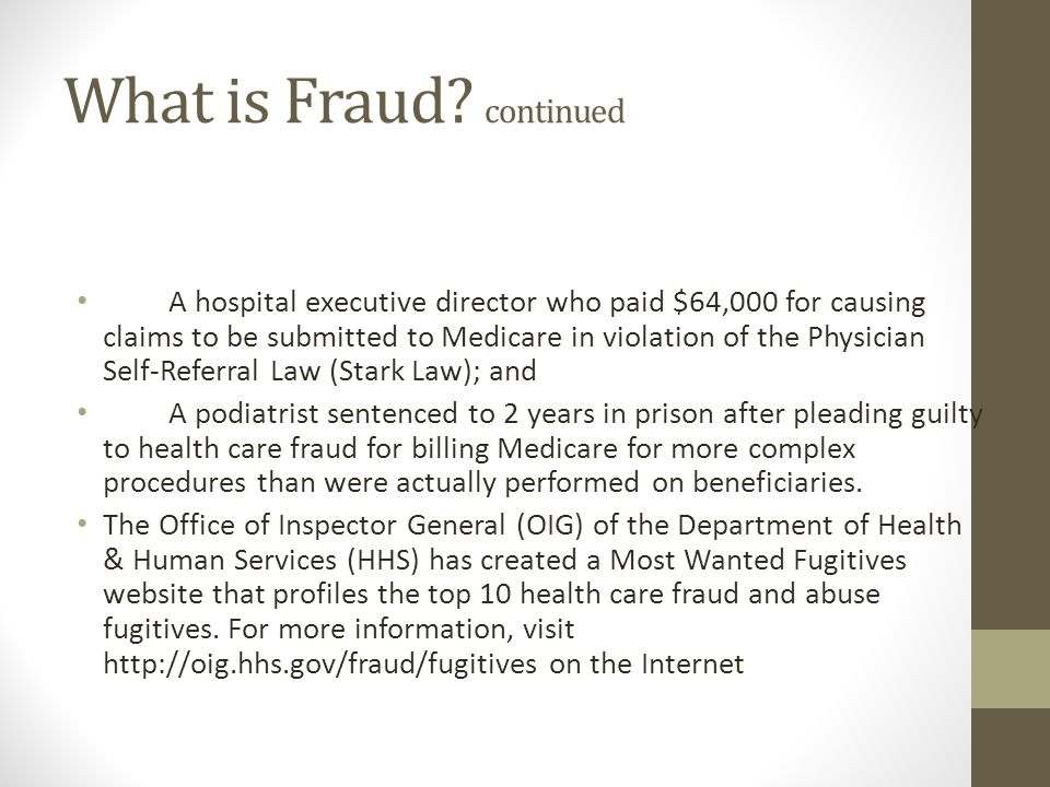 Denial of Payment Exceptions If a beneficiary submits claims for items or services furnished, ordered, or prescribed by an excluded party in any capacity after the effective date of the exclusion: *Medicare will pay for the first claim submitted by the beneficiary and immediately give the beneficiary notice of the exclusion; and *Medicare will not pay the beneficiary for items or services furnished more than 15 days after the date of the notice to the beneficiary or after the effective date of the exclusion, whichever is later.
