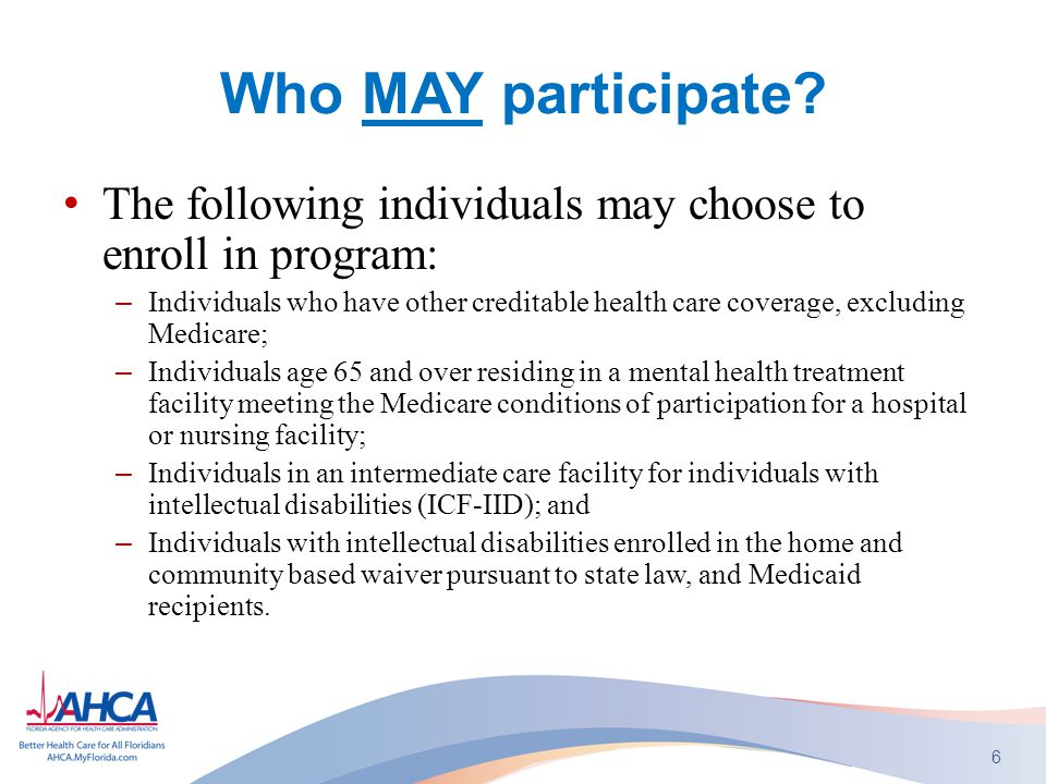 Resources  Questions can be emailed to: FLMedicaidManagedCare@ahca.myflorida.com FLMedicaidManagedCare@ahca.myflorida.com  Updates about the Statewide Medicaid Managed Care program are posted at: www.ahca.myflorida.com/SMMC www.ahca.myflorida.com/SMMC  Upcoming events and news can be found on the News and Events link.