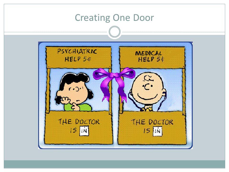 Creating One Door