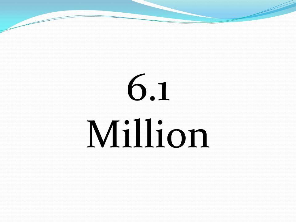 6.1 Million