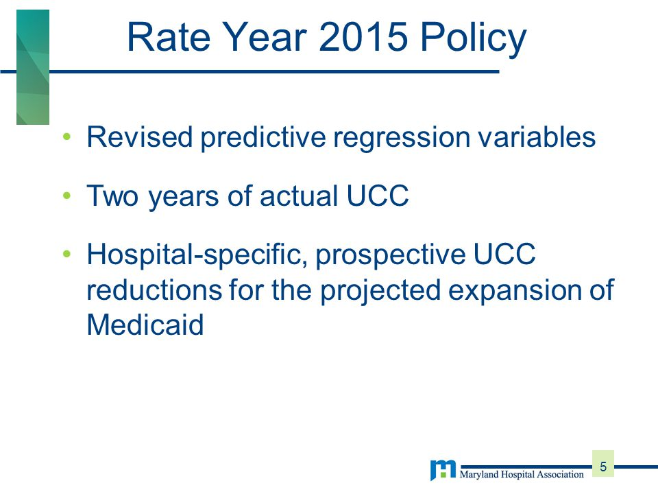 UCC policy issues likely to be addressed in FY 2016:  Treatment of Medicaid-pending patients  Review of undocumented UCC variable FY 2016 UCC policy review process TBD 16 Future Considerations