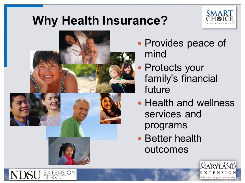 Why Health Insurance.