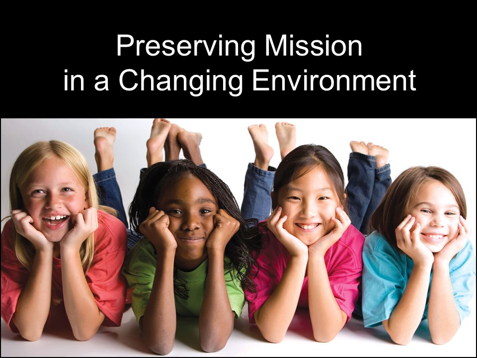 Preserving Mission in a Changing Environment