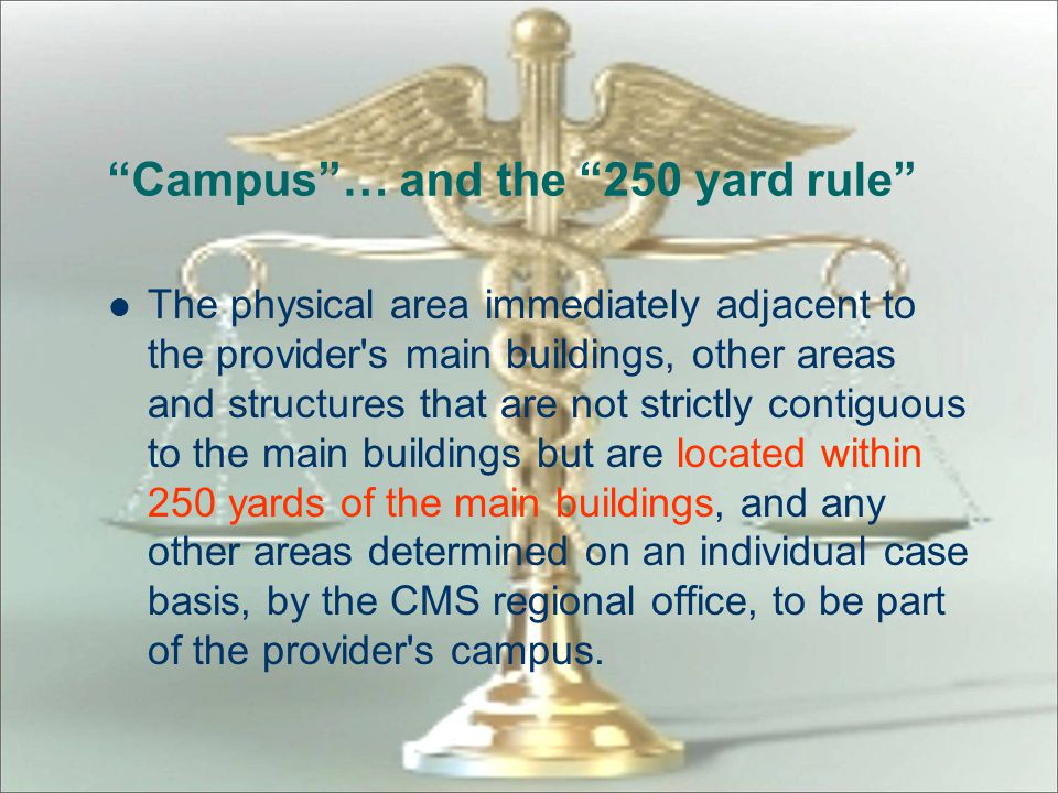"""""""Comes to the Emergency Department"""" The individual is on hospital property – Not just the ED itself! – Includes all of main campus, sidewalks, drivewa"""