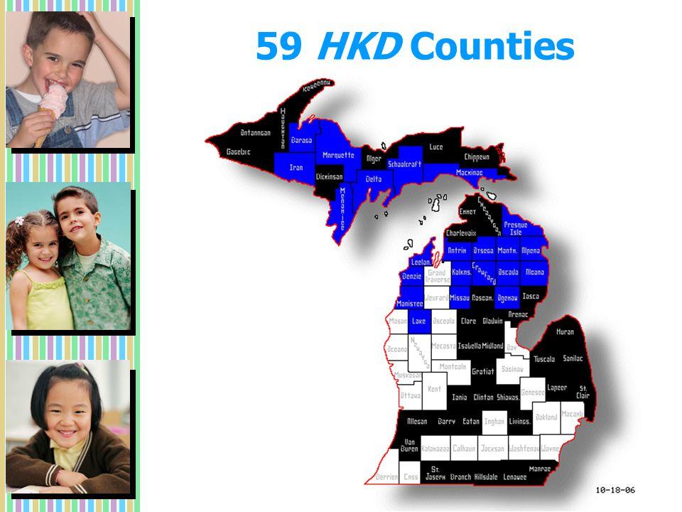 59 HKD Counties