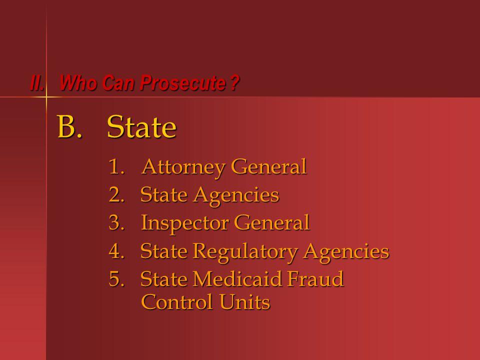 C.Private Whistleblowers D.