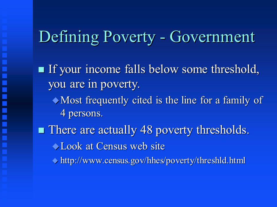 Breakeven point n Define I e =earned income n t=takeback rate n Grant is taxed at I e *t n Breakeven point is thus the point where I e *t=I G.