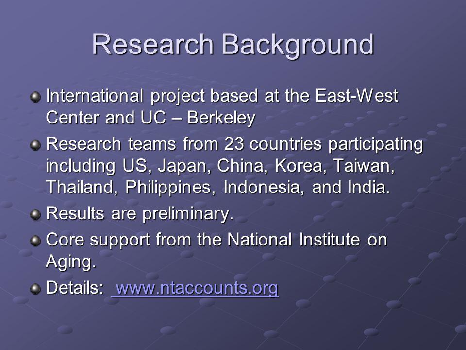 Taiwan Key Institution: The Institute of Economics, Academia Sinica, Taipei, Taiwan.