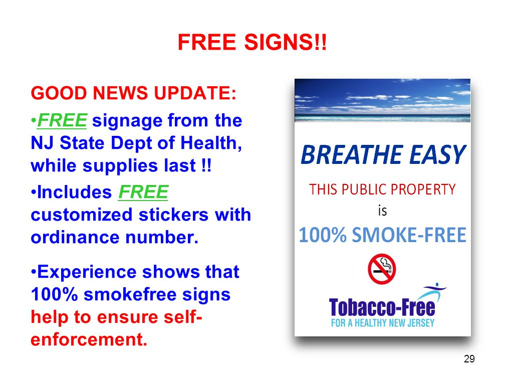 FREE SIGNS!.