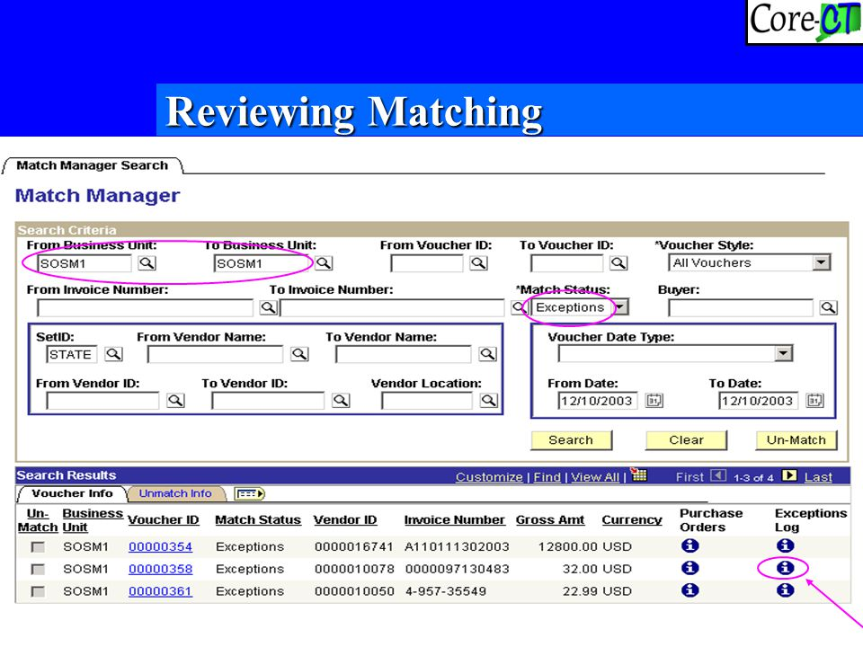 49 Reviewing Matching