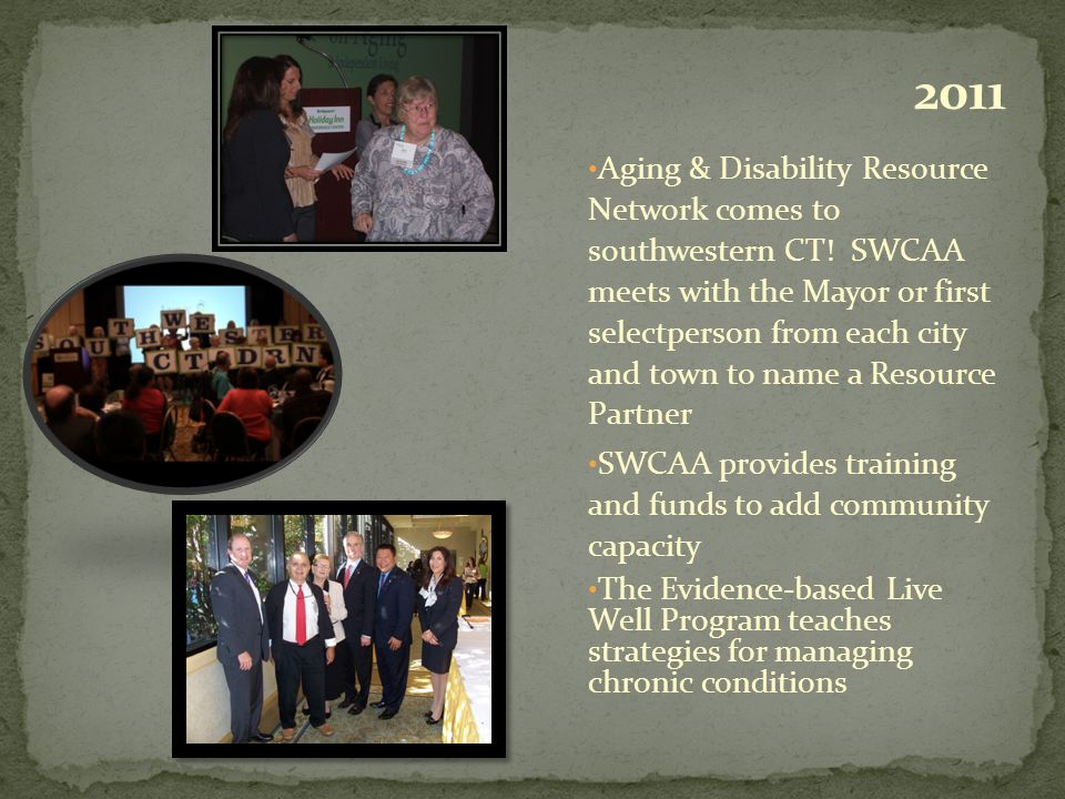 Aging & Disability Resource Network comes to southwestern CT.
