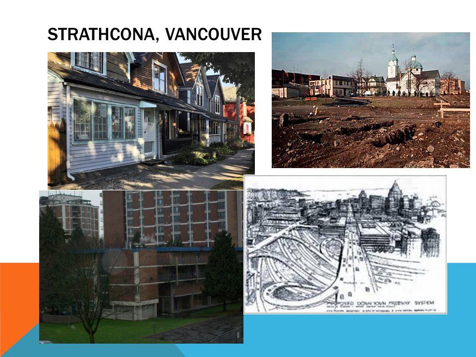 STRATHCONA, VANCOUVER