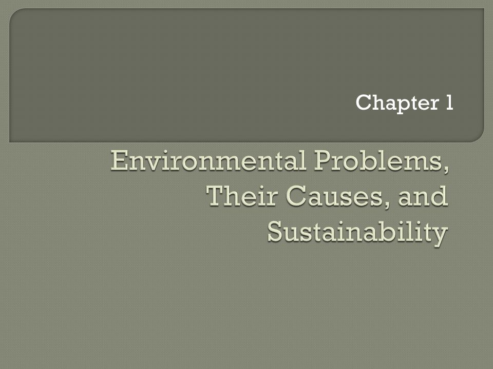  Ecological footprint concept – amount of biologically productive land and water needed to supply the people of a country or area w/ resources and to absorb and recycle wastes and pollution produced by such resource use.