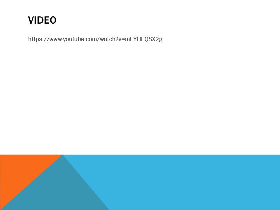 VIDEO https://www.youtube.com/watch?v=mEYLIEQSX2g