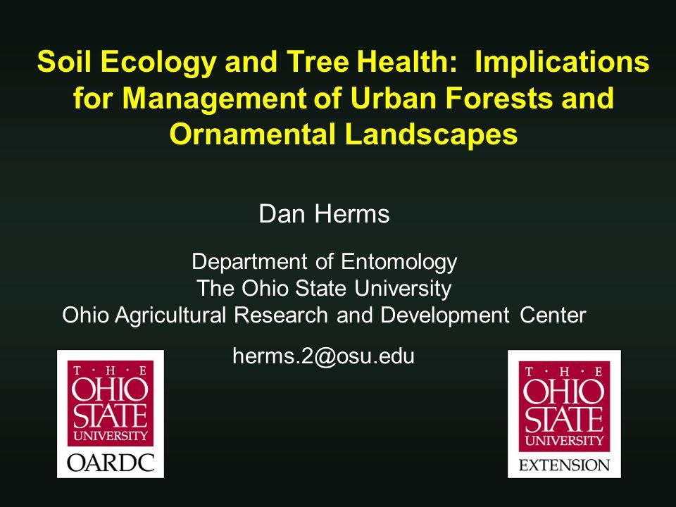 Questions regarding commercial mycorrhizae: Will they establish.