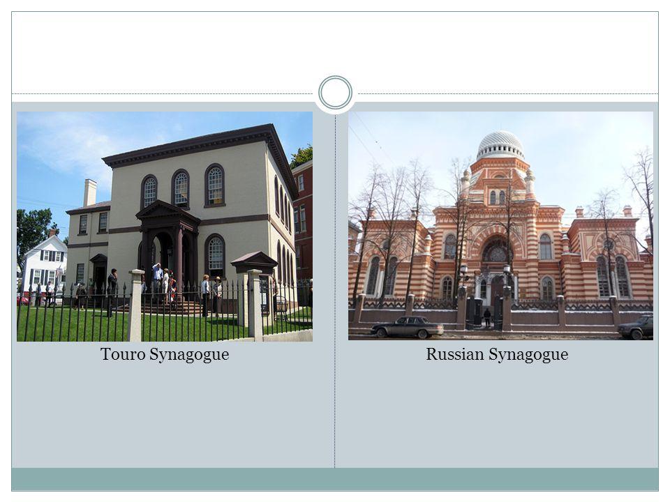 Touro SynagogueRussian Synagogue