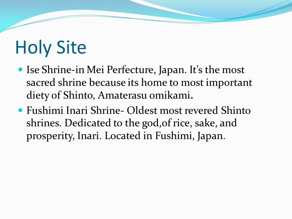 Holy Site Ise Shrine-in Mei Perfecture, Japan.