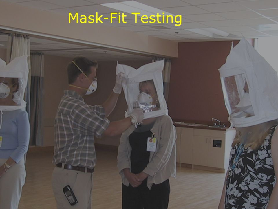 Mask-Fit Testing