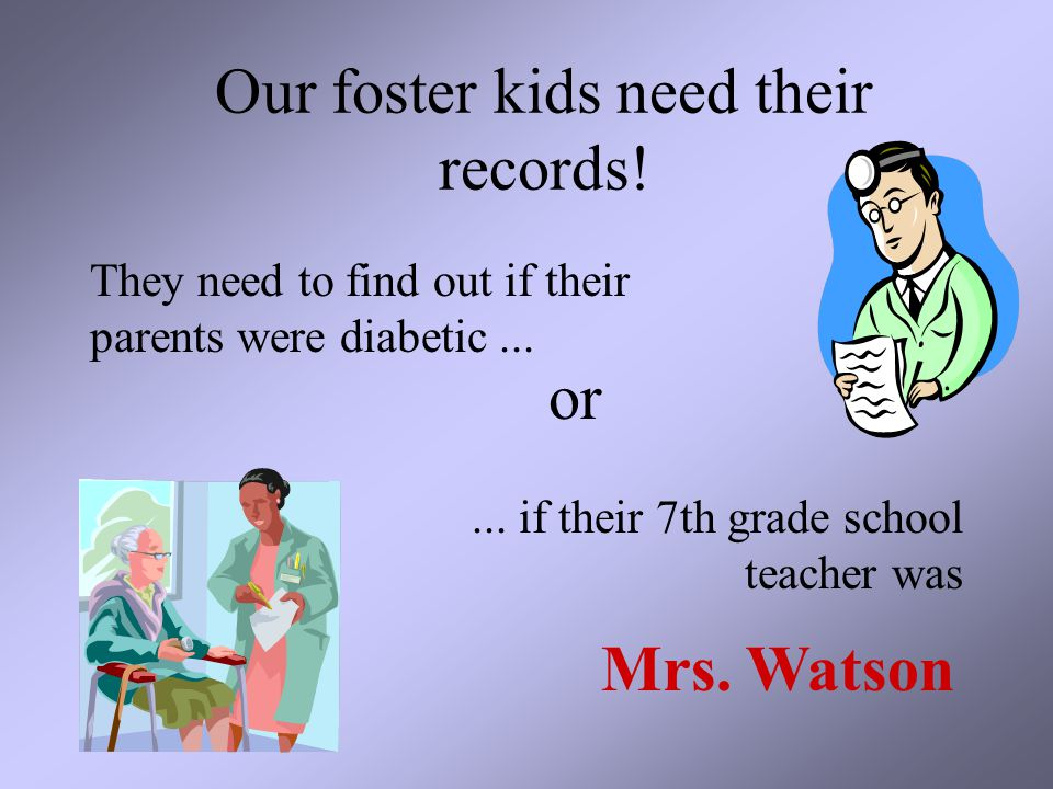 Medical and School information Is recorded in CWS/CMS, printed in the Health & Education Passport, & kept in the Binder CWS/CMS