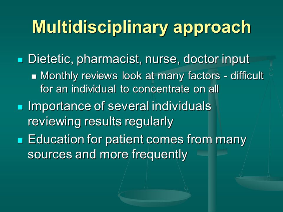 Patient Education Phosphate control depends on adherence / compliance Phosphate control depends on adherence / compliance Difficult for patients to understand reasons to control phosphate Difficult for patients to understand reasons to control phosphate Anxiety about bone disease not an incentive for patients Anxiety about bone disease not an incentive for patients Focus on cardiovascular risk may make easier Focus on cardiovascular risk may make easier Need to educate repeatedly and in different ways Need to educate repeatedly and in different ways Feedback of patient results - monthly sheet Feedback of patient results - monthly sheet