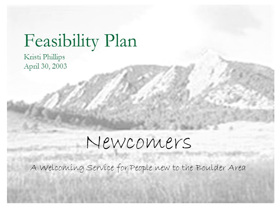 Opportunity Assessment Colorado has had a 30% increase in population over the last ten years, making it the third fastest growing state in the nation.