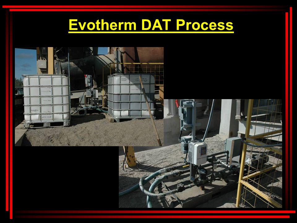Evotherm DAT Process