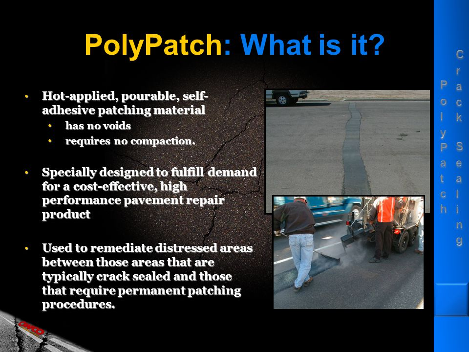 PolyPatch: What is it.