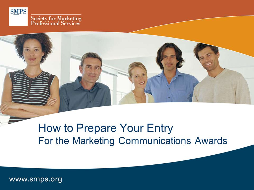 How to Prepare Your Entry For the Marketing Communications Awards