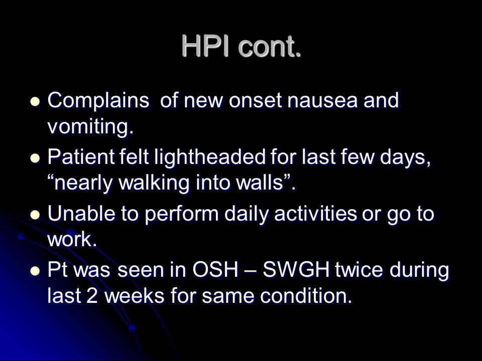 Allergies: Latex Allergies: Latex PMHx: denies PMHx: denies PSHx: C/S twice under spinal.