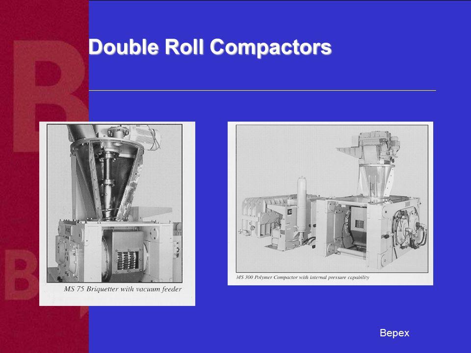 Bepex Double Roll Compactors
