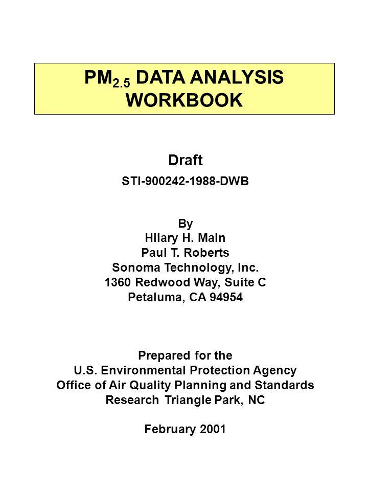 Draft STI-900242-1988-DWB By Hilary H. Main Paul T.