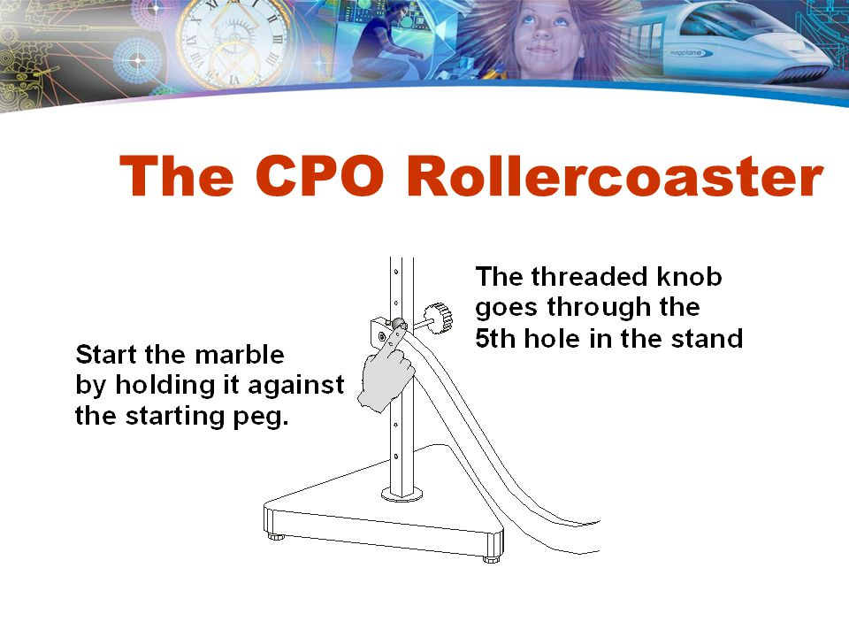 The CPO Rollercoaster