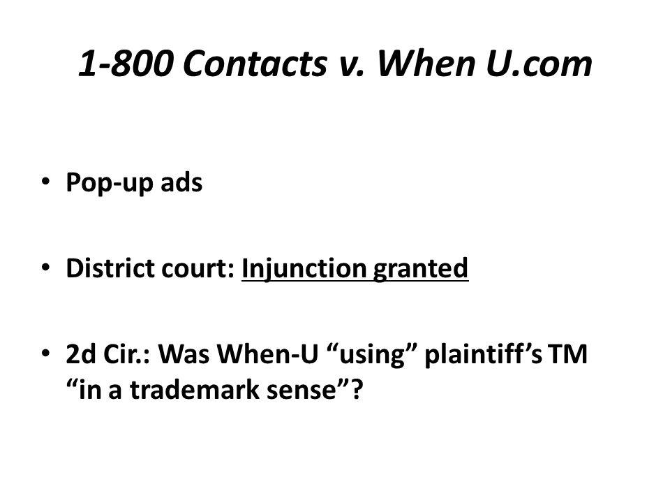 1-800 Contacts v.