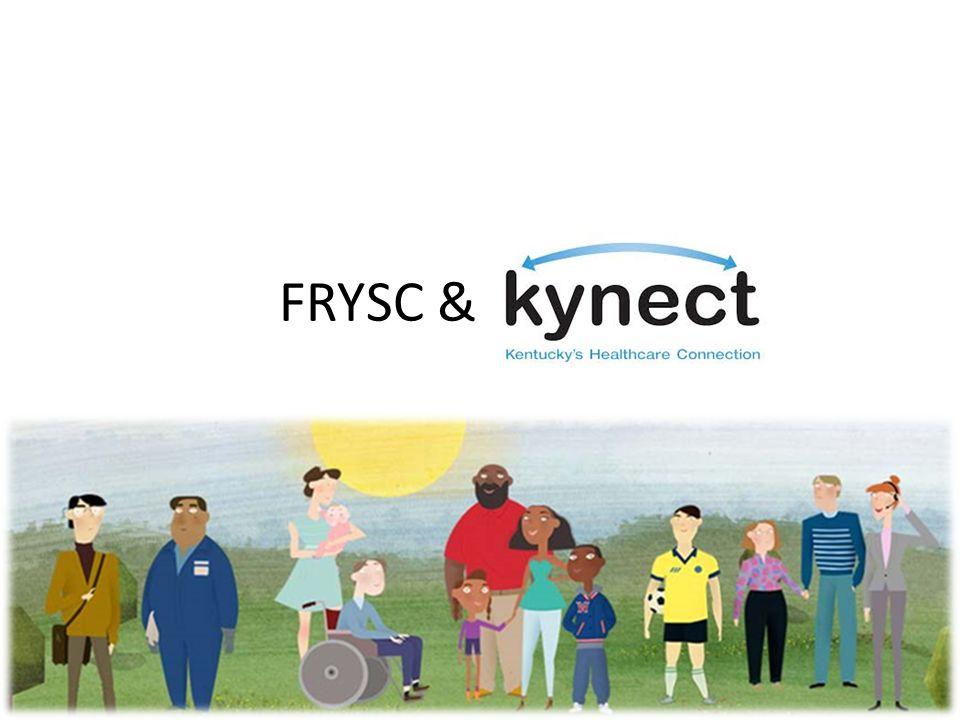 FRYSC & kynect