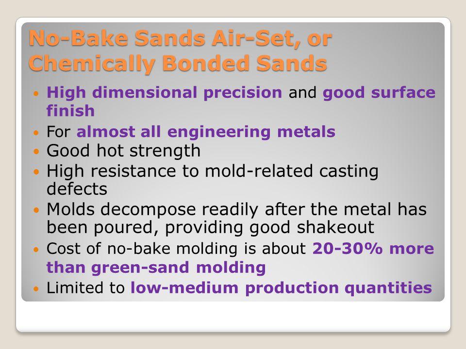 Lost Foam Process Figure 12-32 Schematic of the lost-foam casting process.