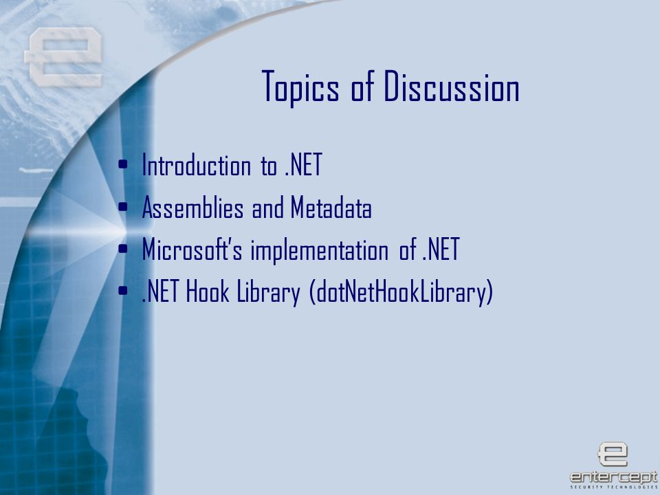64.NET Hook Hooked Tiny Method Header (flags and code size) Hooking code (MSIL) Method body (MSIL) Updated Inserted
