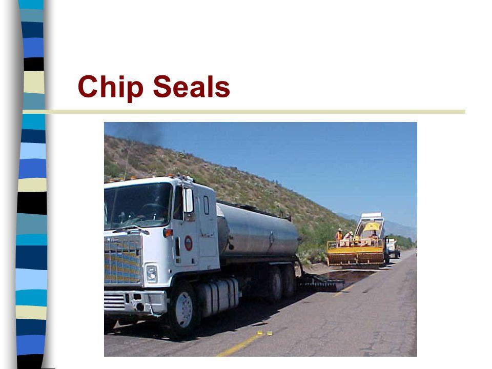 Chip Seals