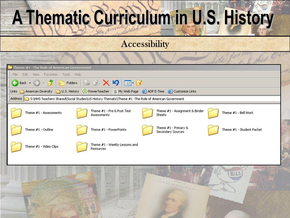 Student Resources: Binder Assignment Sheet