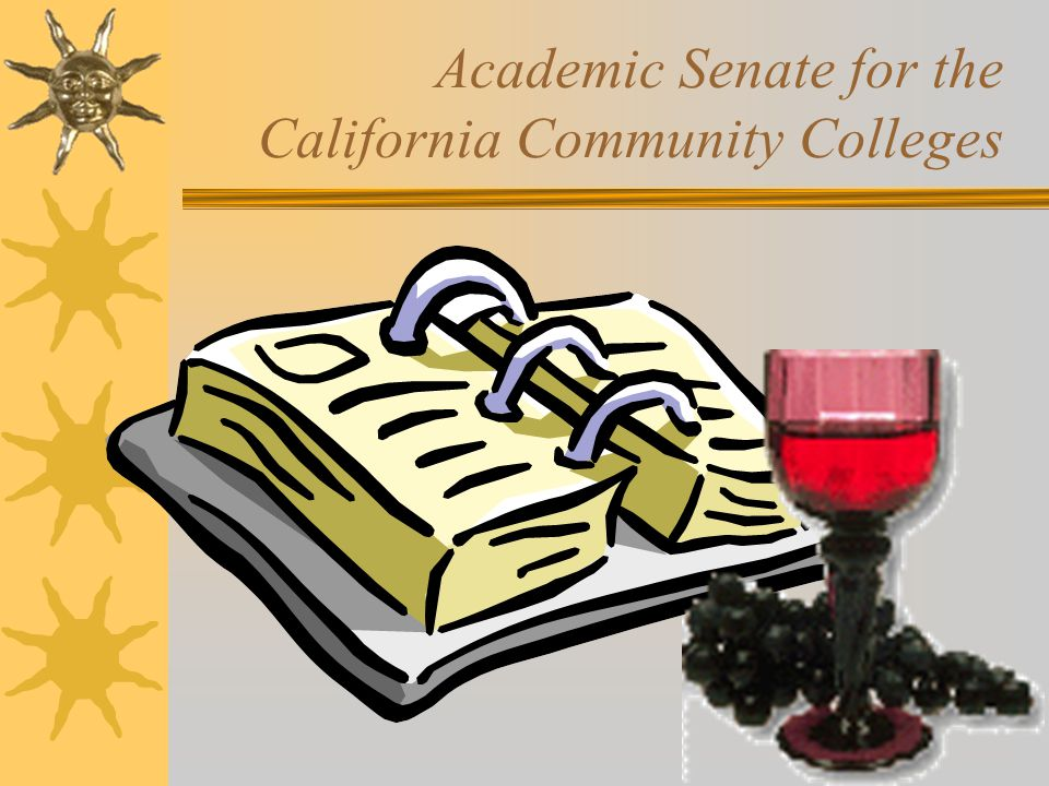 Academic Senate for the California Community Colleges