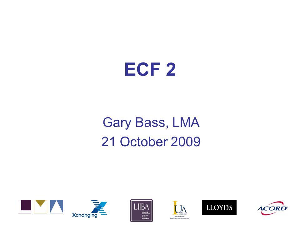 ECF 2 Gary Bass, LMA 21 October 2009