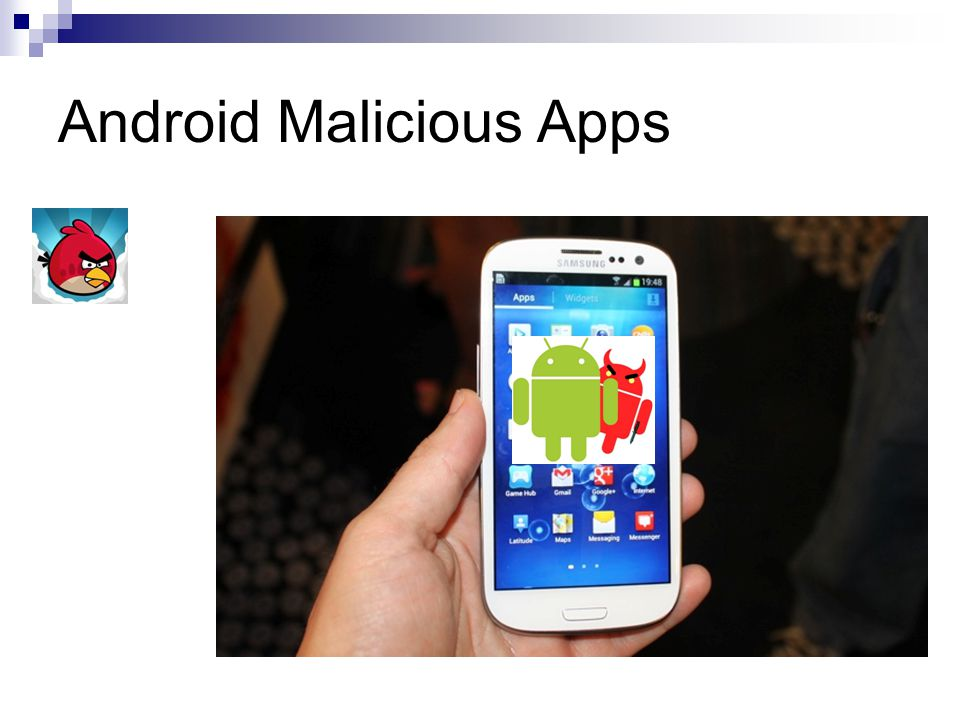 Android Malicious Apps