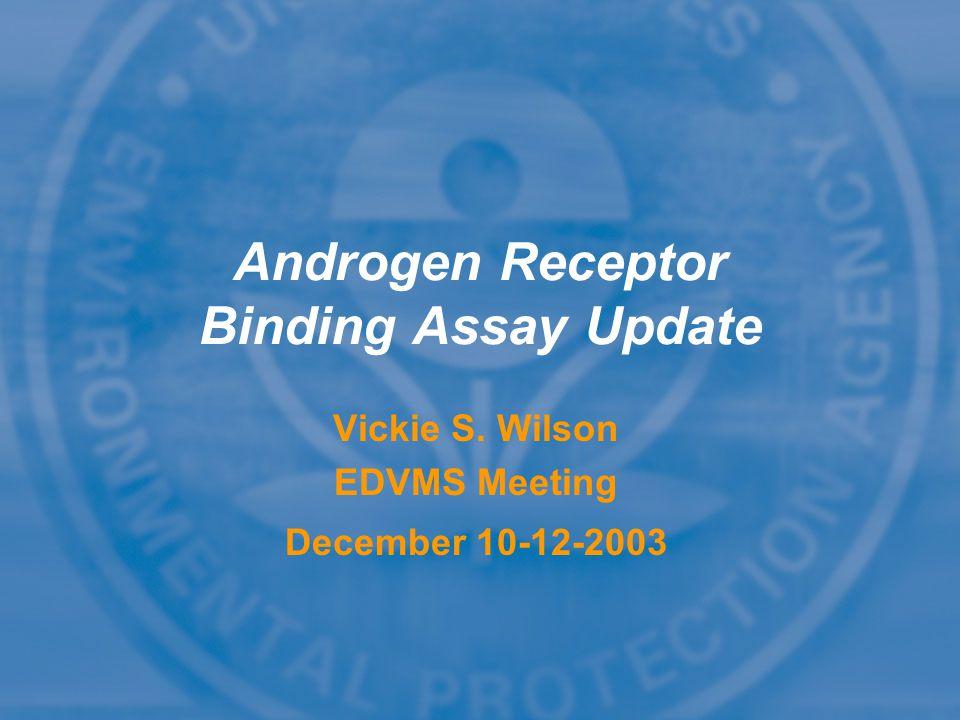 Vickie S. Wilson EDVMS Meeting December 10-12-2003 Vickie S.