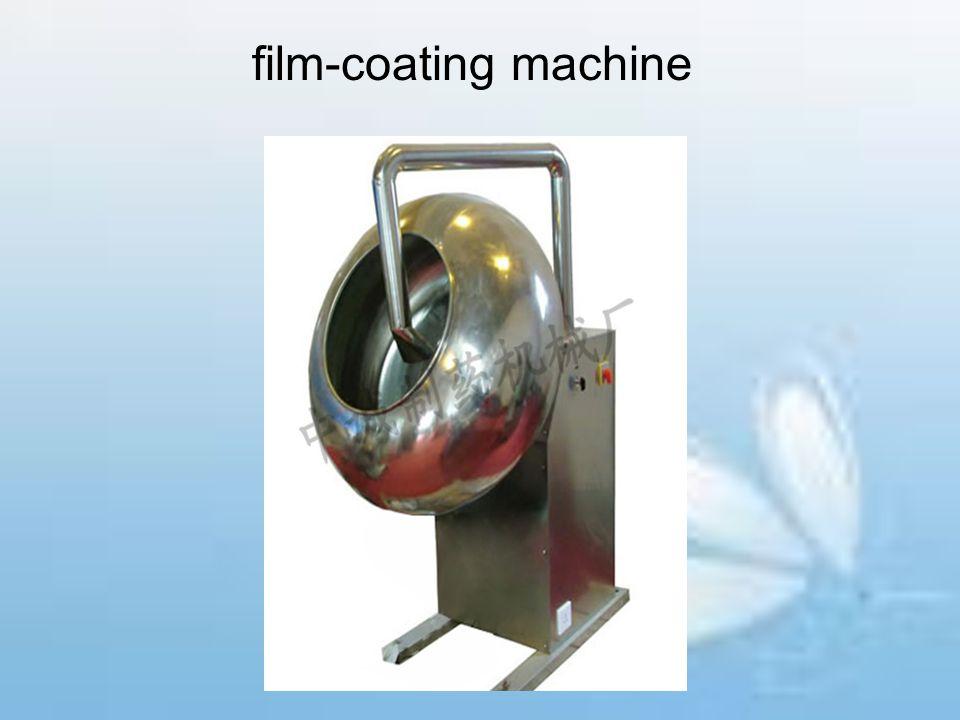 film-coating machine