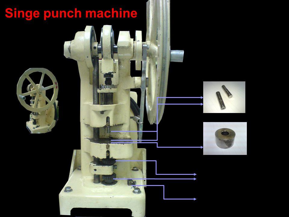 Upper and Lower Collar Collar locker Singe punch machine
